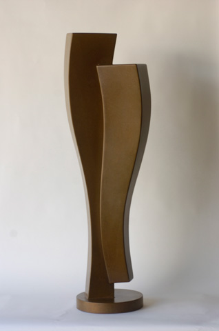 Image of a bronze sculpture.