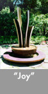 Thumbnail image of a large bronze water feature.